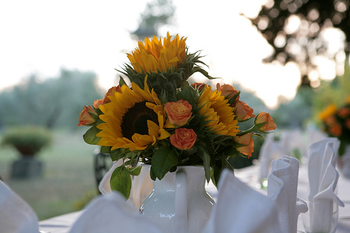 Flower Centerpieces For Weddings